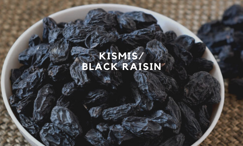Premium Black Raisin - 500g
