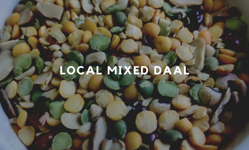 Local Mixed Daal - 2kgs