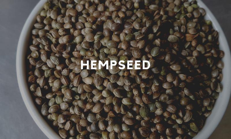 Hemp Seed - 1kg