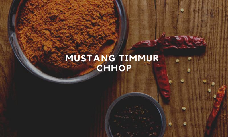 Mustang Timmur Chhop -150gms