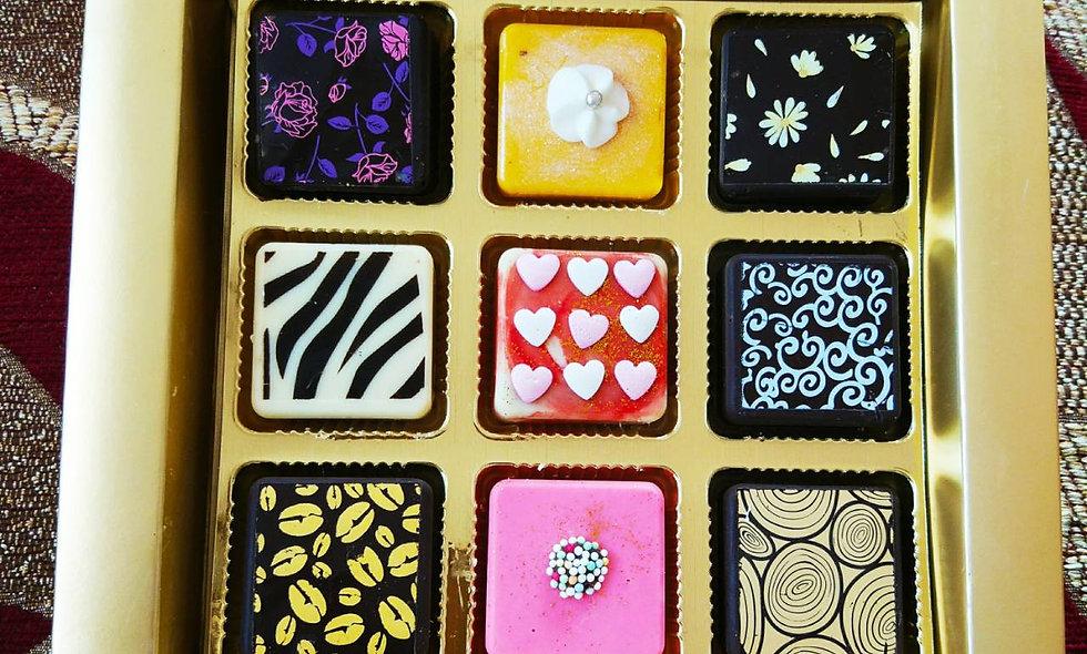 Assorted Chocolates - 6 pieces