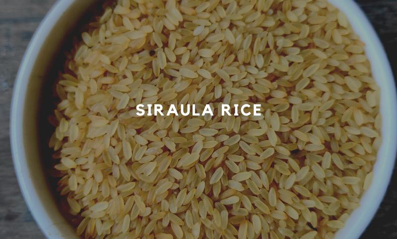 Siraula Rice - 2kgs