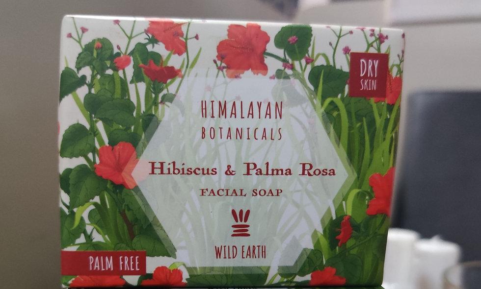 Hibiscus & Palma Rosa - Facial Soap