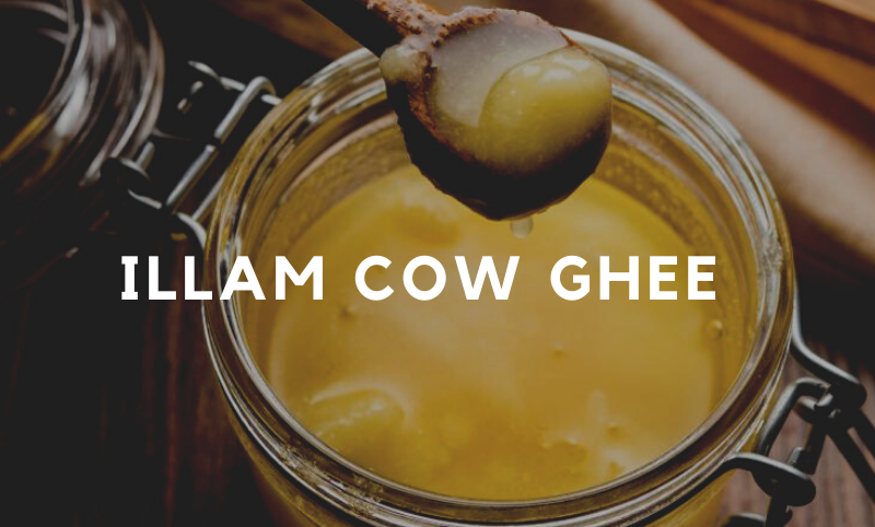Pure Cow Ghee - 1LTR