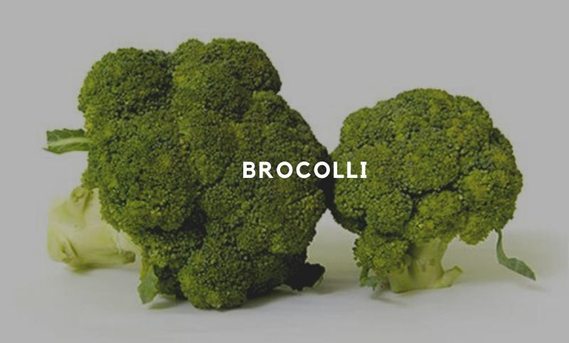 Local Broccoli - 1kg