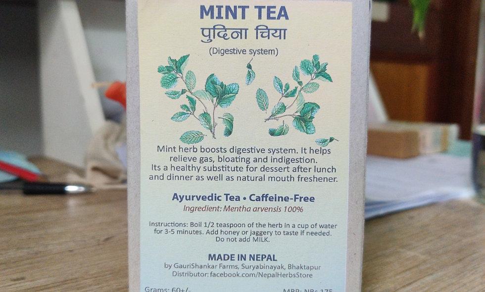 Mint Tea - 60g