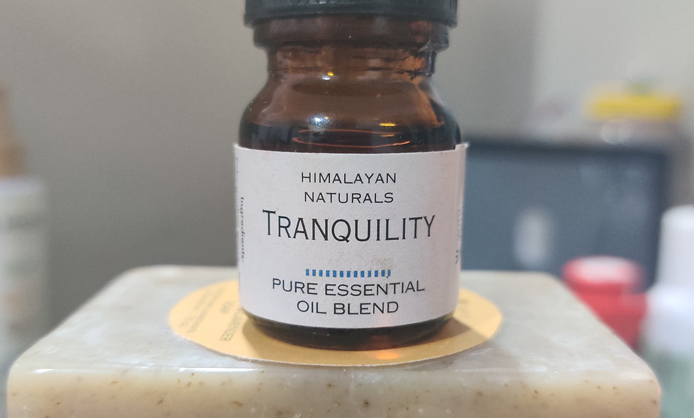 Tranquility - Essential Oil Blend - 6ml