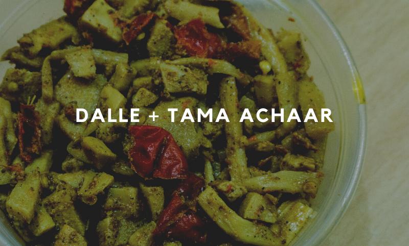 Dalle Tama Mix Achaar - 400gms