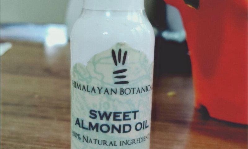Pure Sweet Almond Oil - 50ml