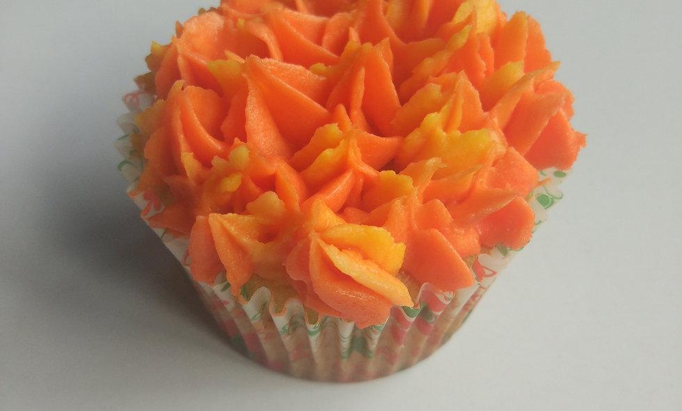 Vanilla Cup Cakes - 6 pieces