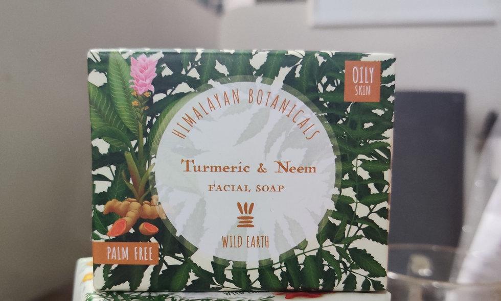 Turmeric & Neem Facial Soap