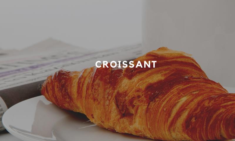 Bro Bakery - Croissant - 4pcs