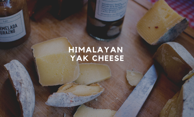 Himalayan Yak Cheese - 1kg
