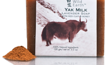 Yak Milk Lavender Soap