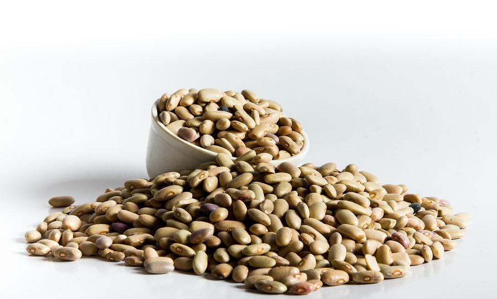 White-eyed Beans from Jumla