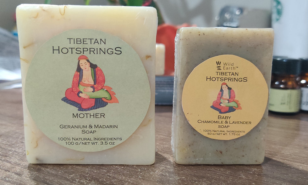 Mother Baby Soap - Combo