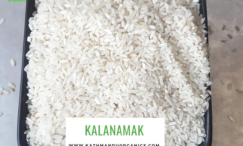 Kalanamak Rice - 25kgs