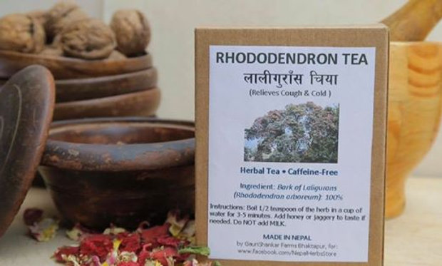 Rhododendron Tea - 100g