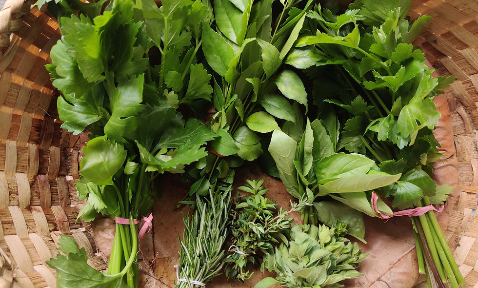 Fresh Herbs - Bunch