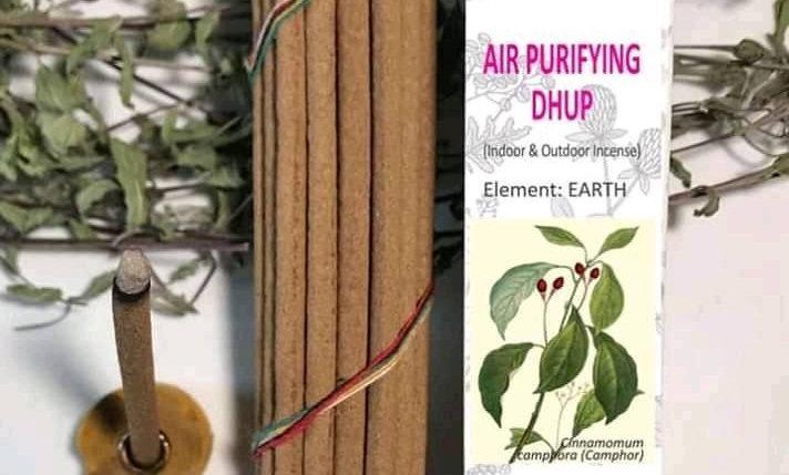 Air Purifying - Incense