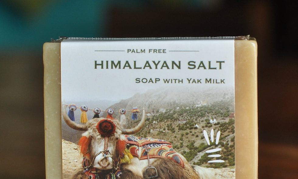 Himalayan Salt Soap with Yak Milk