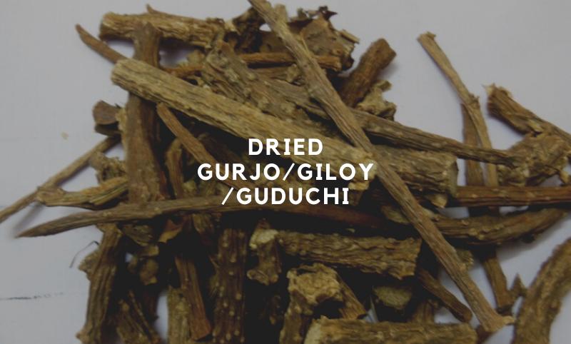 Dried Gurjo - 200g