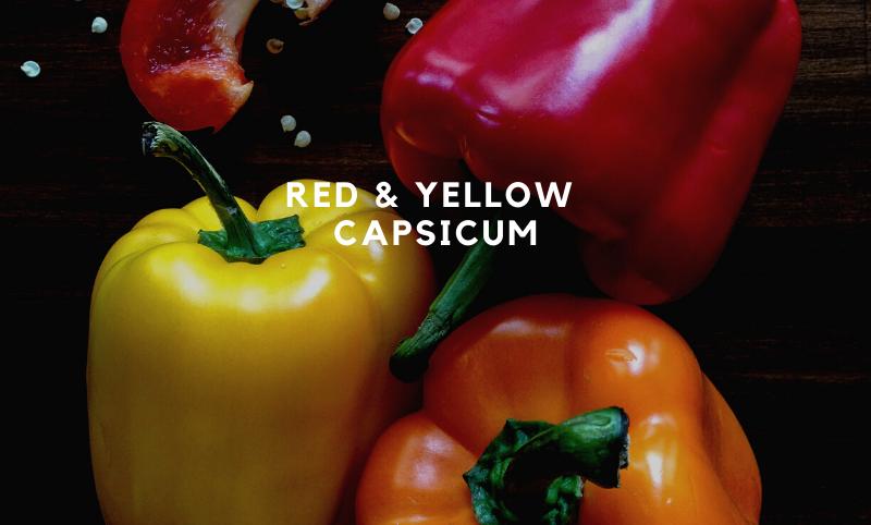 Colored Capsicum - 500g
