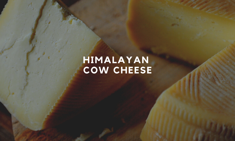 Himalayan Cow Cheese - 250grams