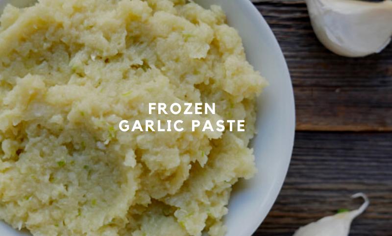 Frozen - Garlic Paste - 500gms