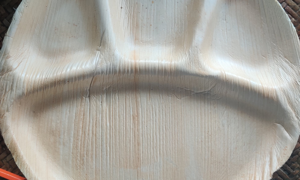 Areca Leaf Plates - 30pcs