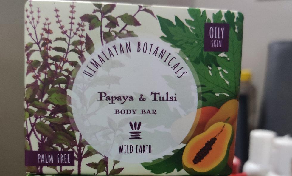 Papaya & Tulsi - Body Bar