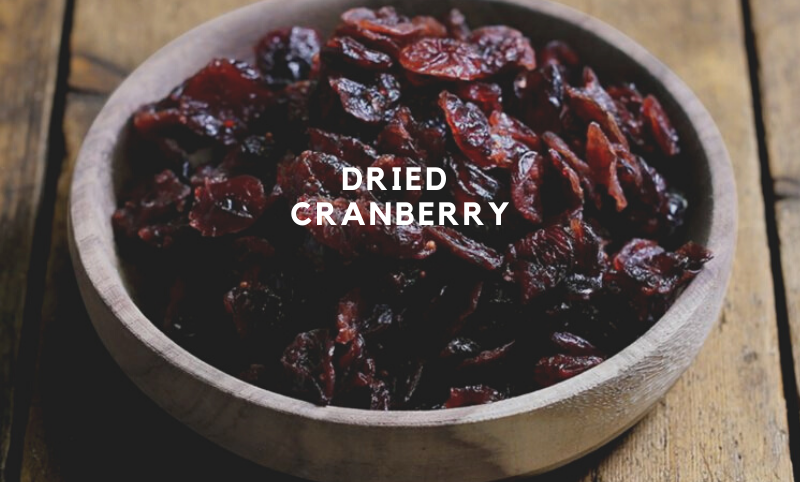 Dried Cranberry - 250g