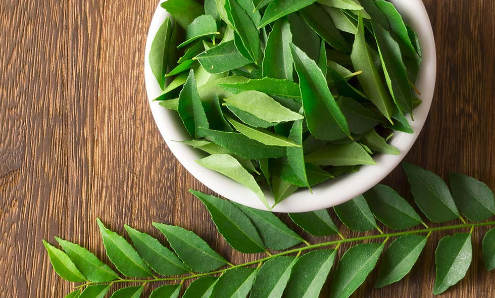Curry Leaves - 50gms