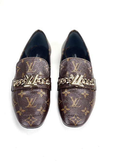 LV loafer  upper case 36 a 36,5BR