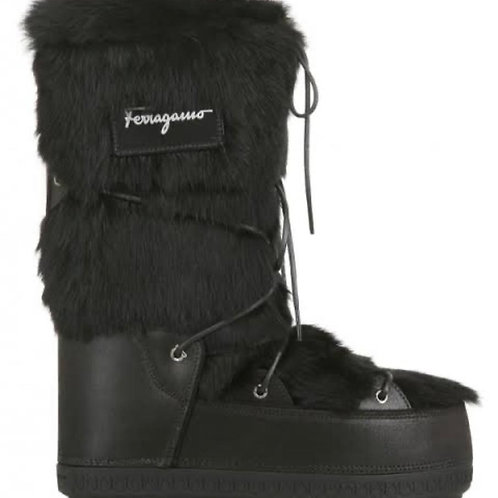 MOON BOOT FERRAGAMO 38