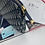 Thumbnail: Necessaire DIOR DIORTRAVEL Jacquard Dior Oblique azul