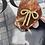 Thumbnail: Pingente Laço ouro amarelo e diamantes