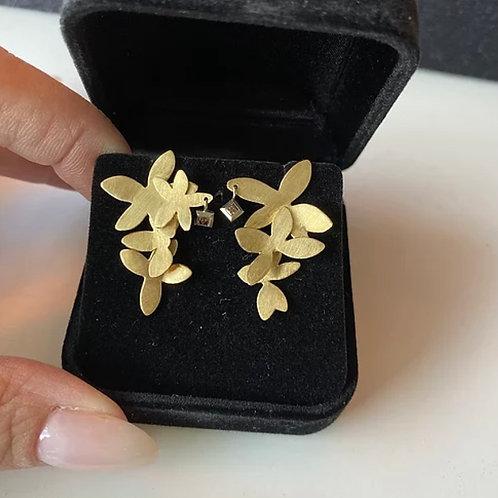 H stern em ouro amarelo 18 k Coleção Geisha • acompanha certificado