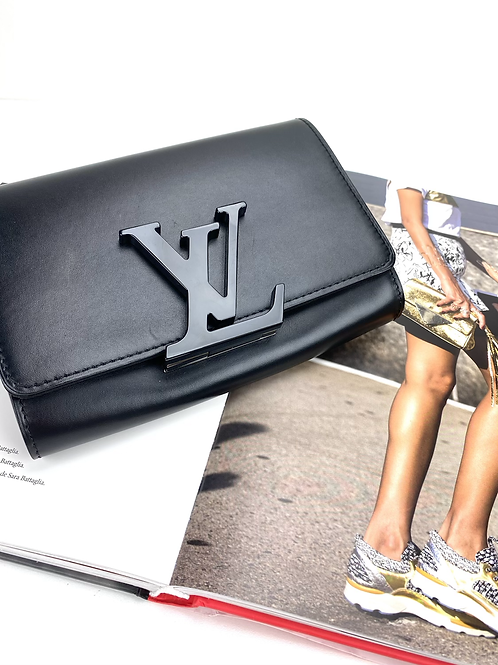 Clutch Louis Vuitton All black