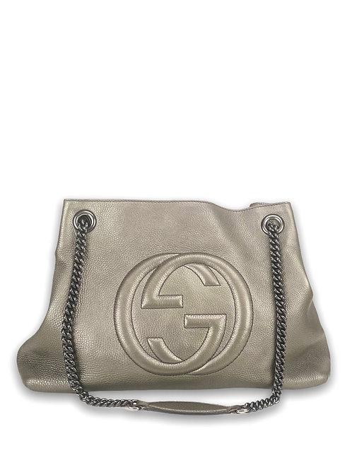 Gucci soho Shoulder chain ( 36 x 27 cms ) 5.290 em 12 sem juros ou à vista com d