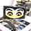Thumbnail: LV Kabuki chain wallet printed