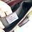 Thumbnail: Gucci Monogram Canvas Horsebit Chain Clutch.