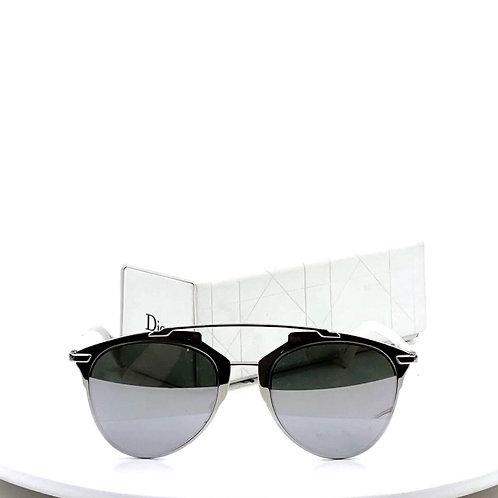 Dior Óculos Reflected Prata