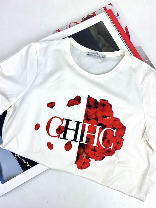 T-shirt Carolina Herrera S