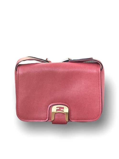 Fendi Chameleon Leather crossbody