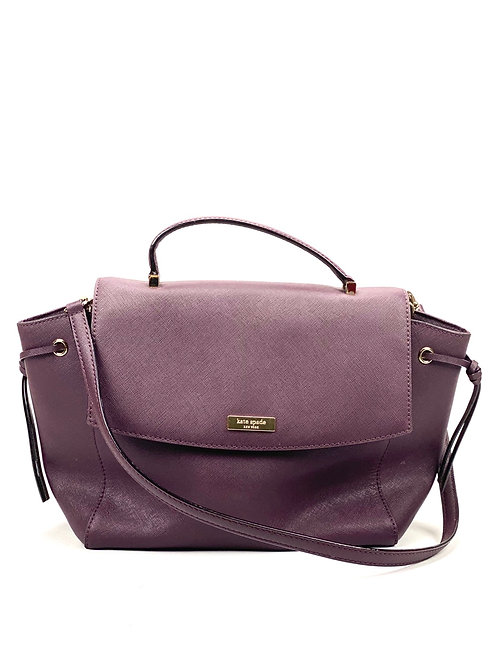KATE SPADE BNWT Lilah Laurel Way Burgundy