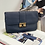 Thumbnail: Louis Vuitton Blue  Leather Sofia Coppola Slim Clutch MM Bag