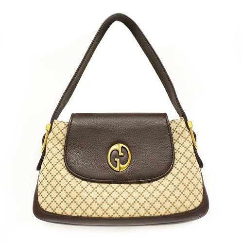 Gucci 1971 (251811) diamond Brown