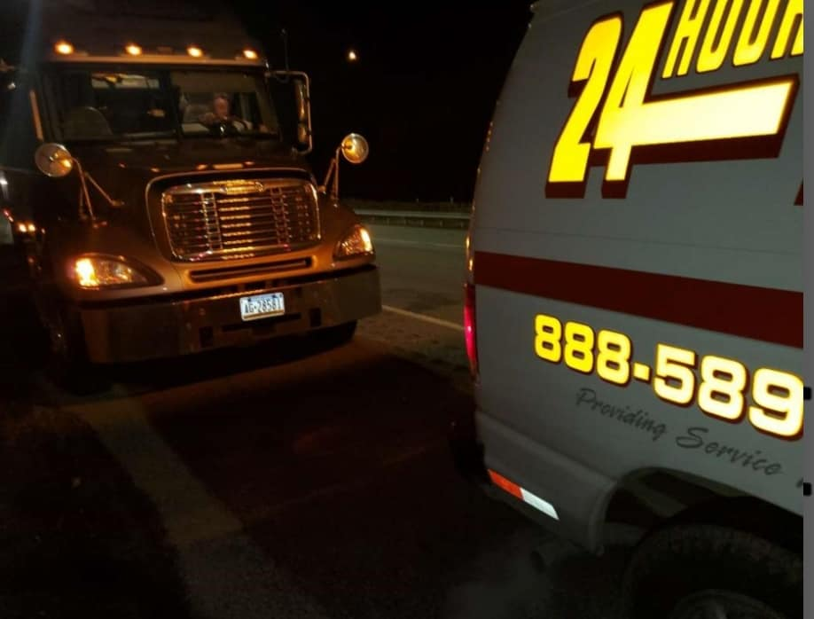 On-Site Truck Repair