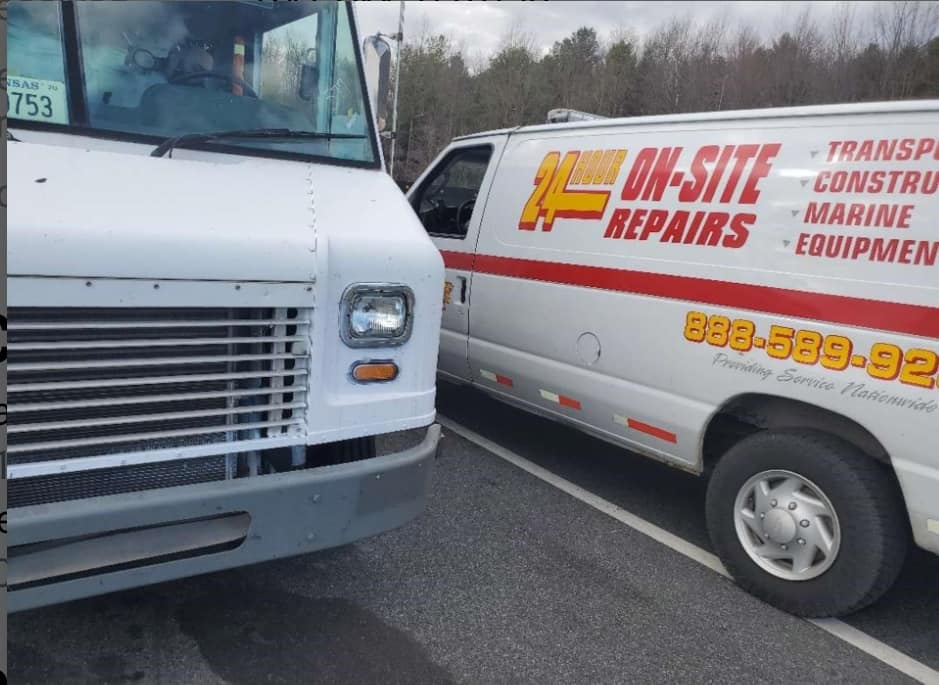 Step Van Repair